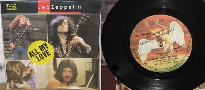 how to play all my love led zeppelin